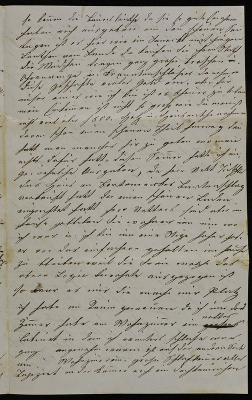 Höfeln family letter, November 14, 1869, page 3
