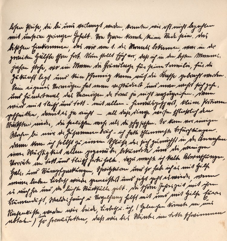 Eugen and Lisbeth Haas to Eugen Klee, June 19, 1920, p. 3
