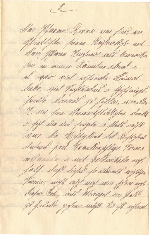 Mathilde Rettig to Eugen Klee, February 6, 1921, p. 5
