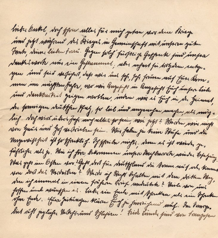 Eugen and Lisbeth Haas to Eugen Klee, August 21, 1920, p. 5