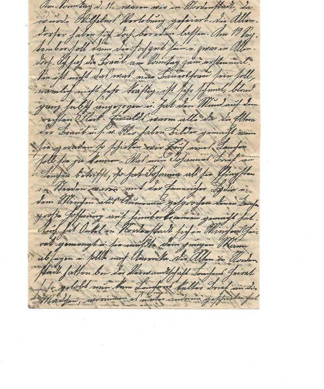 Caroline Emmel to Karl Emmel, July 13, 1926, p. 3