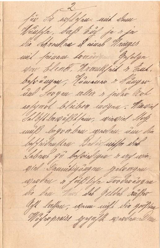 Mathilde Rettig and Heinrich Rettig to Eugen Klee, September 12, 1920, p. 5