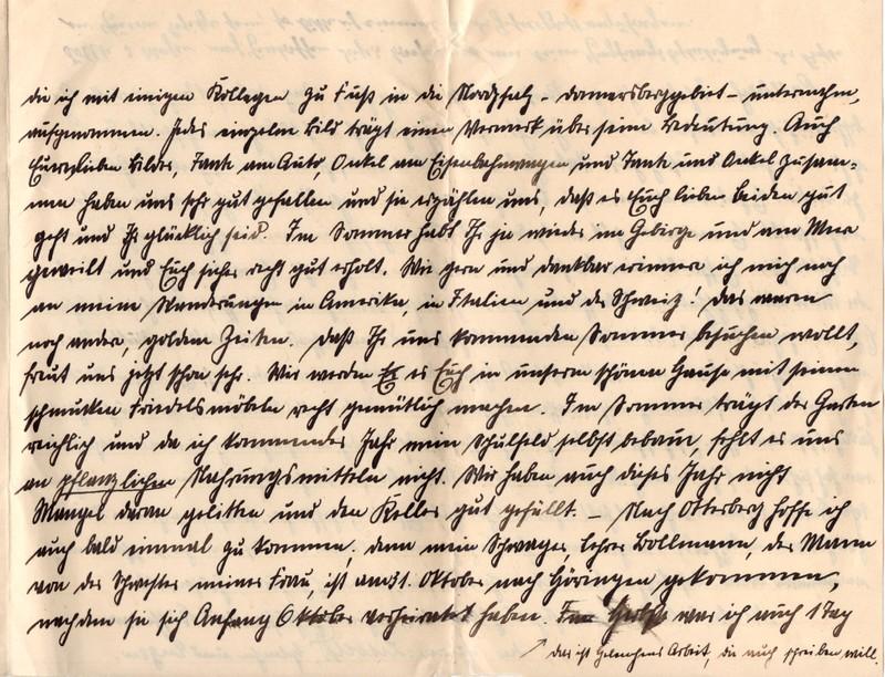 Eugen Haas to Eugen Klee, November 7, 1919, page 7
