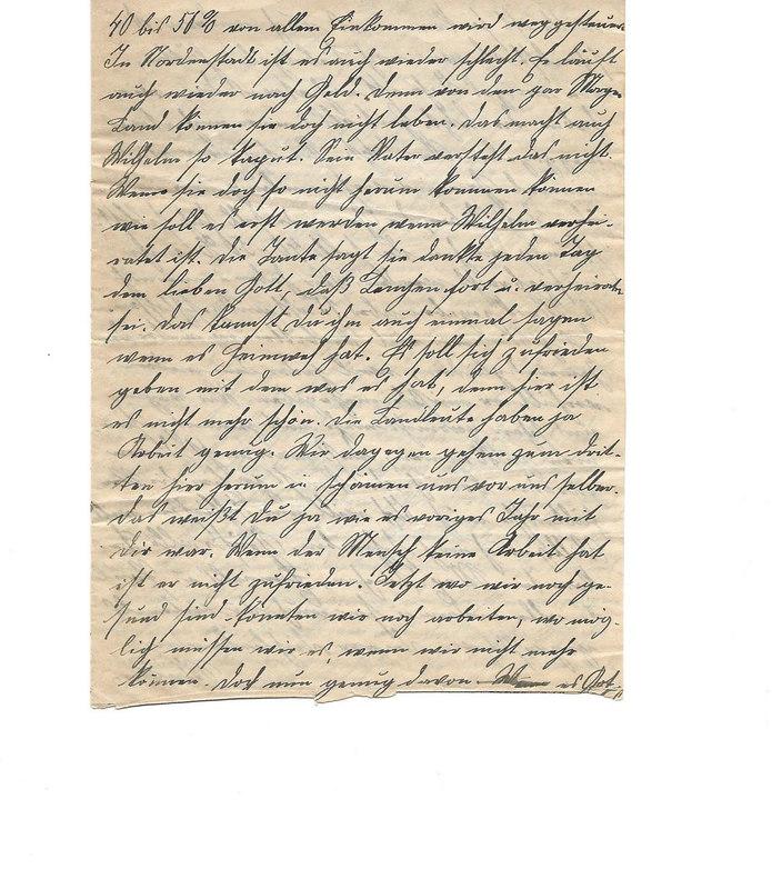 Caroline Emmel to Karl Emmel, June 23, 1926, p. 3