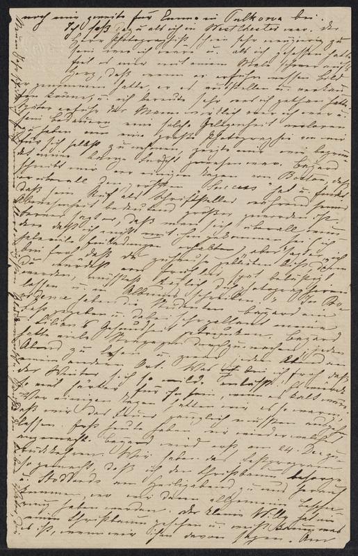 Marie Hansen Taylor to Lina Hansen, December 13, 1858, p. 4