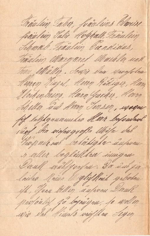 Mathilde Rettig and Heinrich Rettig to Eugen Klee, September 12, 1920, p. 4