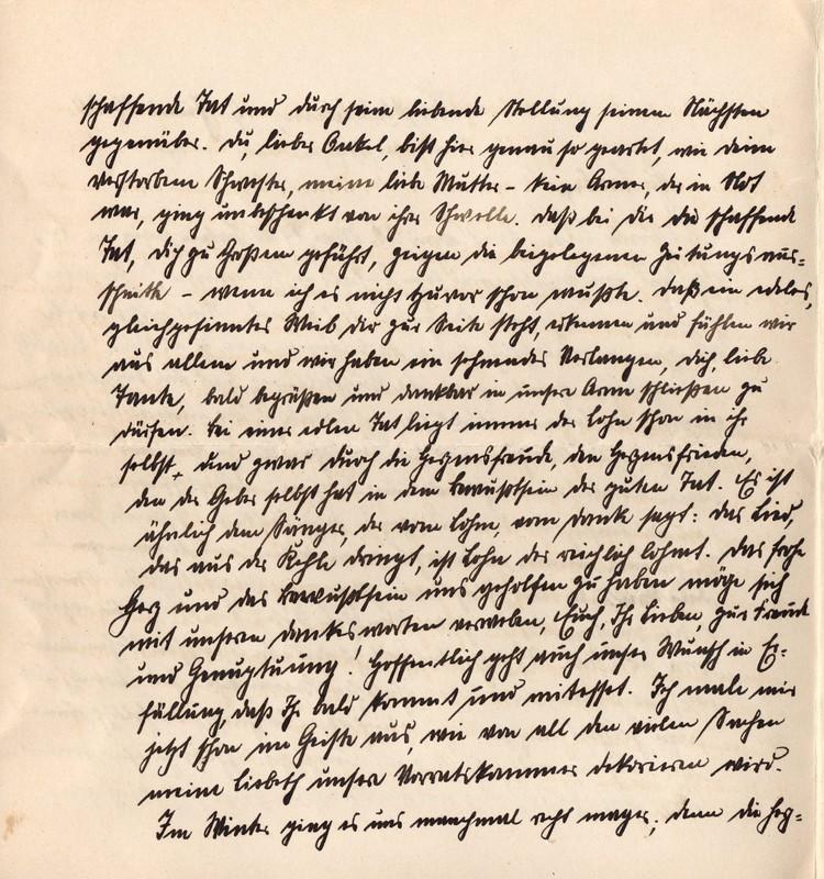 Eugen and Lisbeth Haas to Eugen Klee, June 19, 1920, p. 2
