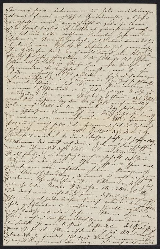 Marie Hansen Taylor to Lina Hansen, December 7, 1858, p. 4