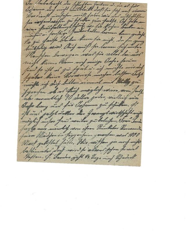 Caroline Emmel to Karl Emmel, July 13, 1926, p. 5