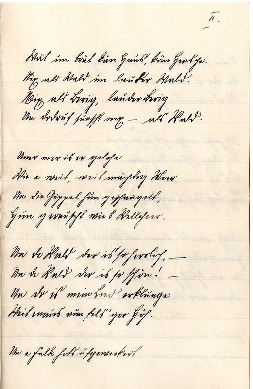 Eugen Haas to Eugen Klee, August 25, 1909, page 4