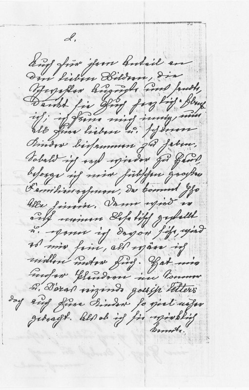 Benecke family letter, October 26, 1907, page 5