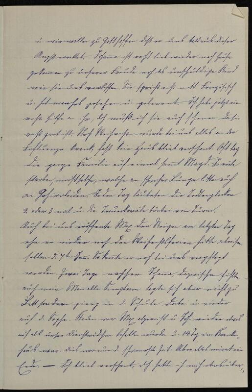 Hofeln family letter, February 9, 1890, p. 3