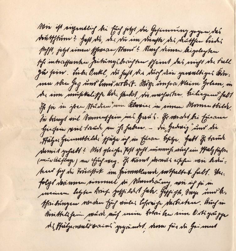 Eugen and Lisbeth Haas to Eugen Klee, June 19, 1920, p. 6