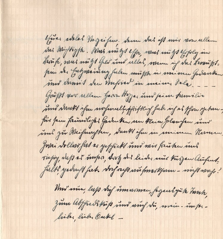 Eugen and Lisbeth Haas to Eugen Klee, January 18, 1926, p. 7