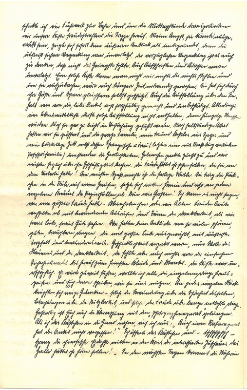 Eugen and Lisbeth Haas to Eugen Klee, January 5, 1920, p. 2