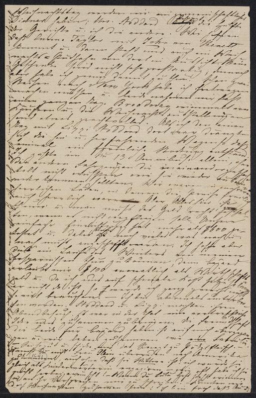 Marie Hansen Taylor to Lina Hansen, December 13, 1858, p. 3