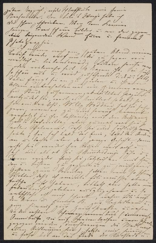 Marie Hansen Taylor to Lina Hansen, December 13, 1858, p. 2