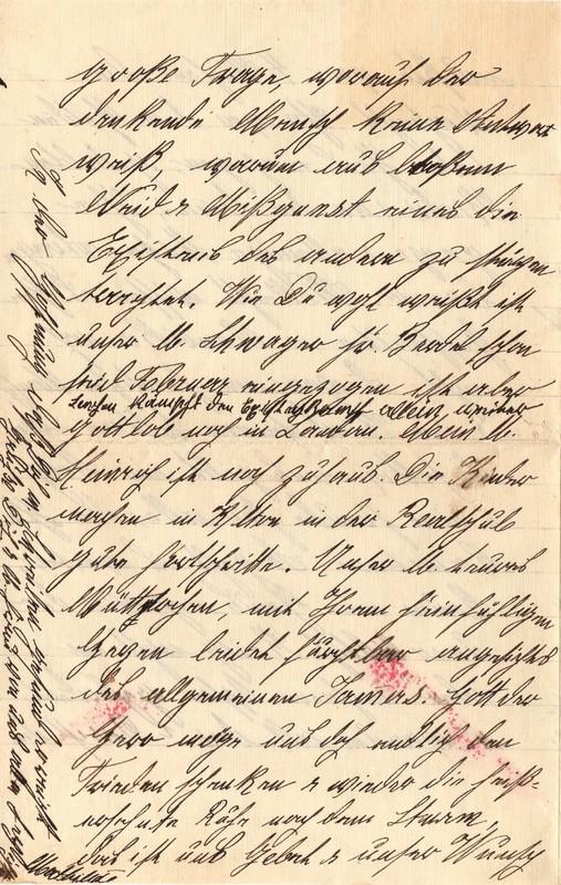 Mathilde Rettig to Eugen Klee, September 28, 1916, p. 8