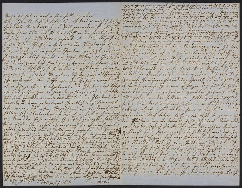 Lina Hansen to Marie Hansen Taylor, September 5, 1860