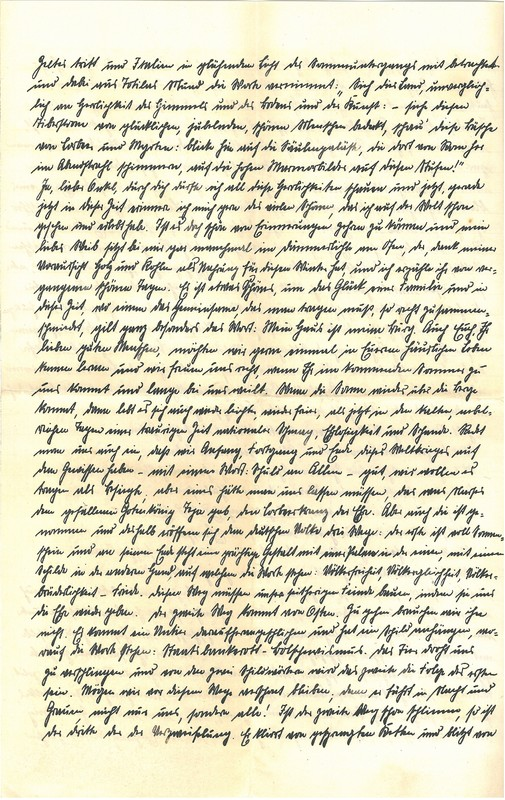 Eugen and Lisbeth Haas to Eugen Klee, January 27, 1920, p. 4