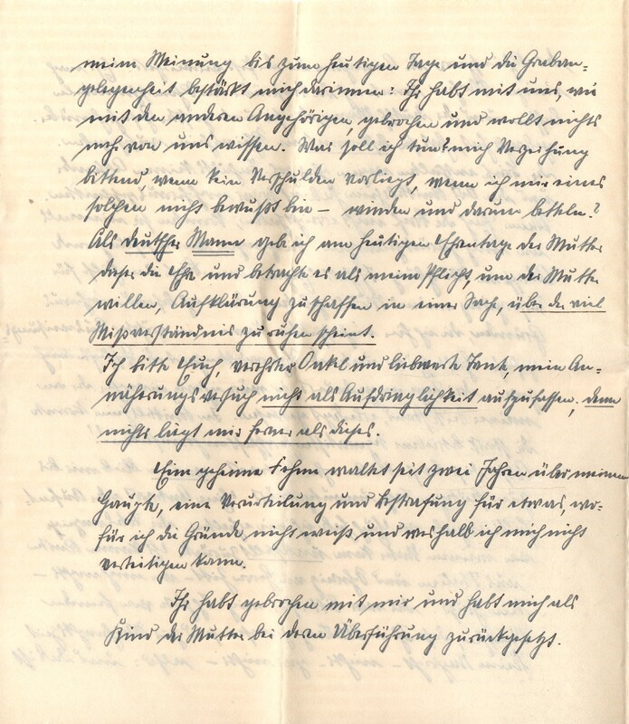 Eugen Haas to Eugen Klee, May 10, 1925, p. 6