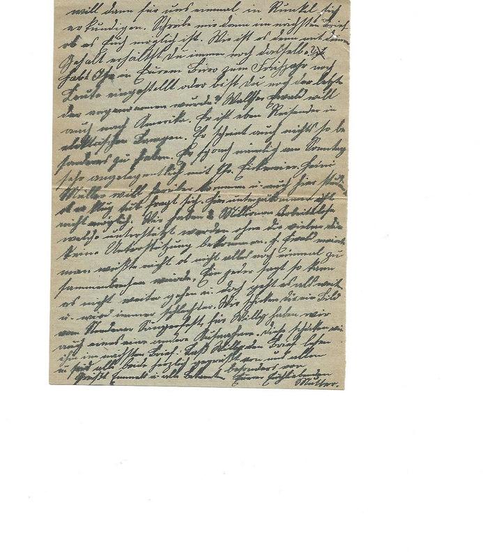 Caroline Emmel to Karl Emmel, July 13, 1926, p. 6