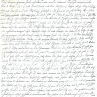 Caroline Emmel to Karl Emmel, July 30, 1945, p. 1